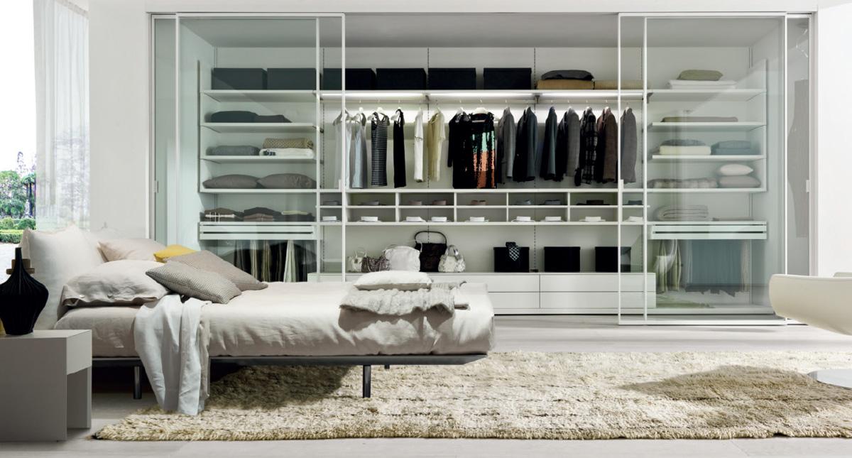 Cabine armadio e camere da letto – Siena: GR2 Arredamenti a Colle di ...