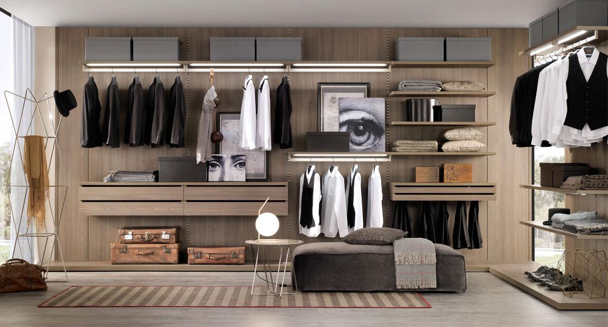 Camera Con Cabina Armadio Angolare : Cabine armadio e camere da letto u siena gr arredamenti a colle
